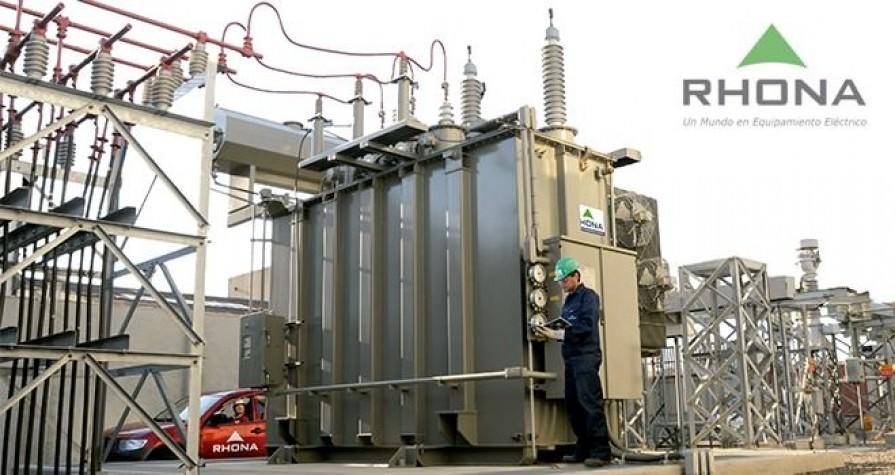 Transformadores de poder hasta 60 MVA y 154 kV