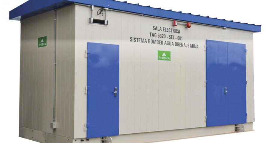 Salas Eléctricas