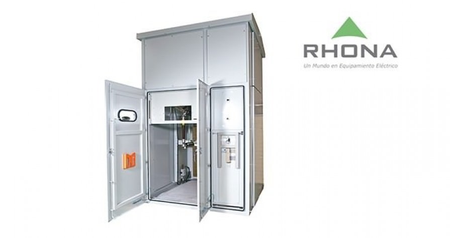 Celdas con Desconectador en Aire DRIESCHER 24 y 38,5 kV