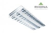 Luminaria embutida alta eficiencia