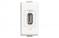 Cargador USB - Blanco