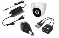 Kit unitario cámara HDCVI